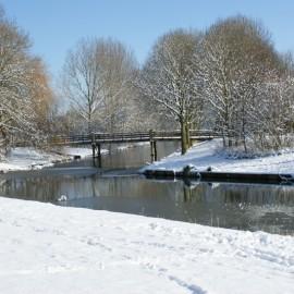 Winters Almere